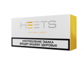 Табачные стики HEETS Yellow Label, блок