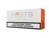 Табачные стики HEETS Amber Label, блок