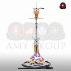 Кальян AMY Deluxe  057 Globe c-bk