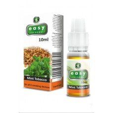 Жидкость Easy Mint Tobacco 6 мг.