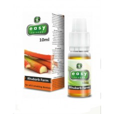 Жидкость Easy Rhubarb Farm  0 мг.
