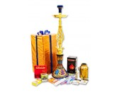 Кальян 	 Pharaon Hookah VIP Luxurious