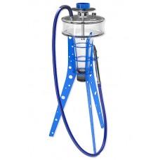 Кальян Shapes Aqua  V2 синий, необычный, эксклюзивный