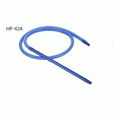 Шланг  силиконовый для кальяна (blue) HP-42А