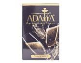 Кальянный табак Adalya со вкусом Blue Champagne  50 гр.