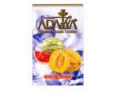 Кальянный табак Adalya со вкусом Double Melon Ice  50 гр.