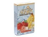 Кальянный табак Adalya со вкусом Ice Banana Strawberry 50 гр.