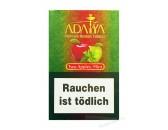 Кальянный табак Adalya со вкусом Микса двойного яблока и мяты клубники 50 гр.