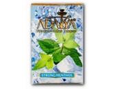 Кальянный табак Adalya со вкусом Strong Menthol 50 гр.