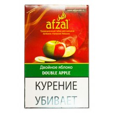 Кальянный табак Afzal Двойное яблоко