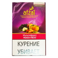 Кальянный табак Afzal Мультифрукт