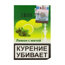 Кальянный табак Al Waha Микс  Лимон с Мятой 50 гр.