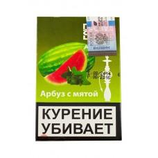Кальянный табак Al Waha Арбуз с Мятой 50 гр.