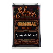 Кальянный табак Alchemist Original Formula  - Grape Mint  100 гр.