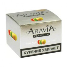 Кальянный табак Aravia Platinum Triple Apple