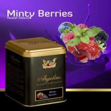 Кальянный табак Argelini Minty Berries  100гр.
