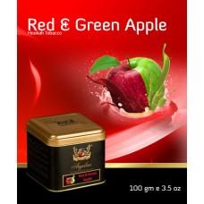 Кальянный табак Argelini Red & Green Apple 100гр.