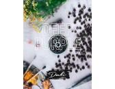 Бестабачная смесь Dali - Deep Purple (Черемуха с ромашкой) 50 гр.