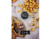 Бестабачная смесь Dali -  Sweet popcorn (Сладкий попкорн) 50 гр.