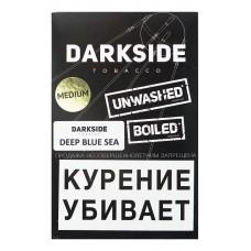 Кальянный табак Dark Side Медиум со вкусом  Deep Blue Sea, 100 гр.
