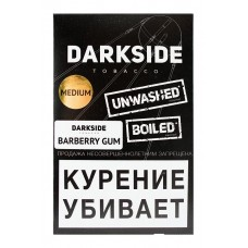 Кальянный табак Dark Side Медиум со вкусом   Barberry Gum 100 гр.