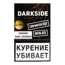 Кальянный табак Dark Side Медиум со вкусом    Icecream, 100 гр.