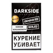 Кальянный табак Dark Side Медиум со вкусом   Bergamonstr, 100 гр.