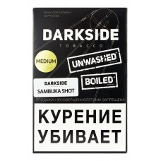 Кальянный табак Dark Side Медиум со вкусом   Sambuka Shot, 100 гр.