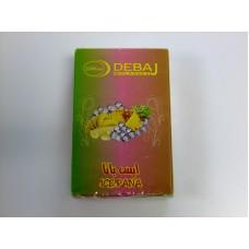 Кальянный табак Debaj Ледяной ананас с бананом 50 гр.
