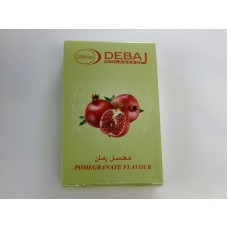Кальянный табак Debaj Гранат, 50 гр.