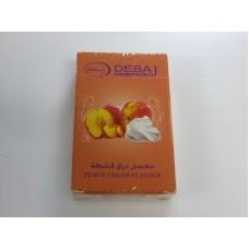 Кальянный табак Debaj Персик с кремом 50 гр.