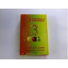Кальянный табак Debaj Три яблока 50 гр.