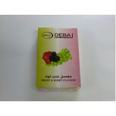 Кальянный табак Debaj Виноград с ягодой 50 гр.