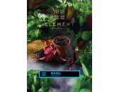 Кальянный табак Element Вода - Базилик  100гр.