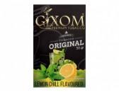 Кальянный табак Gixom Lemon Chill 50 гр.