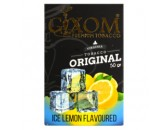 Кальянный табак Gixom Ice Lemon 50 гр.