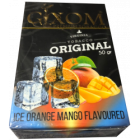 Кальянный табак Gixom Ice Orange Mango 50 гр.