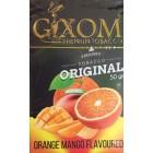 Кальянный табак Gixom Orange Mango 50 гр.