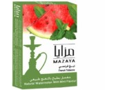 Кальянный табак Mazaya  Watermelon with Mint