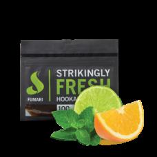 Кальянный табак Fumari  Citrus mint