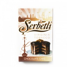 Кальянный табак Serbetli Chocolate Cake Flavoured, 50гр.