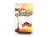 Кальянный табак Serbetli German Cake Flavoured, 50гр.