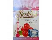 Кальянный табак Serbetli ice cranberry, 50гр.