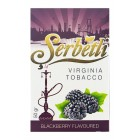 Кальянный табак Serbetli Blackberry  Flavoured, 50гр.