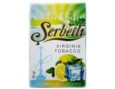 Кальянный табак Serbetli Ice Lemon Mint Flavoured, 50гр.