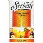 Кальянный табак Serbetli Juice Bar Flavoured, 50гр.