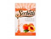 Кальянный табак Serbetli Peach Flavoured, 50гр.