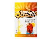 Кальянный табак Serbetli Strawberry Lemonade, 50гр.