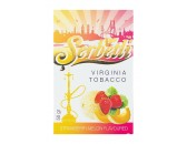 Кальянный табак Serbetli Strawberry Melon Flavoured, 50гр.