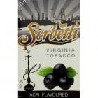 Кальянный табак Serbetli Acai Flavoured, 50гр.
